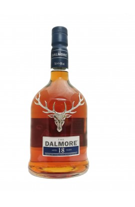 Whisky Single Malt DALMORE 18 ans 43°