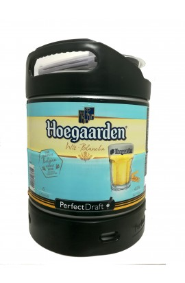 Fût Perfect Draft Hoegaarden blanche 6l 4.9°
