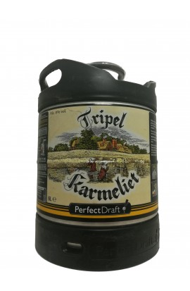 Fût Perfect Draft Tripel Karmeliet 6L 8°