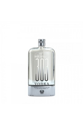 Vodka Squadron 303 Original Flask 10cl