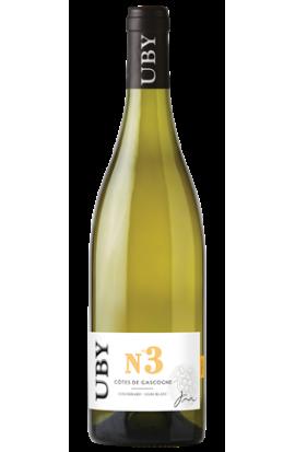 IGP Côtes de Gascogne Uby n°3 Colombard Ugni Blanc