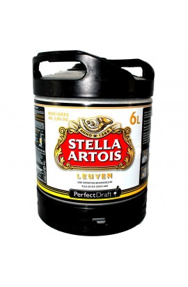 Fût Perfect Draft 6 l Stella