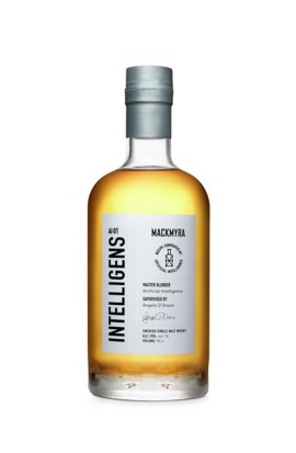 Whisky Swedish Single Malt Mackmyra Intelligens AI01