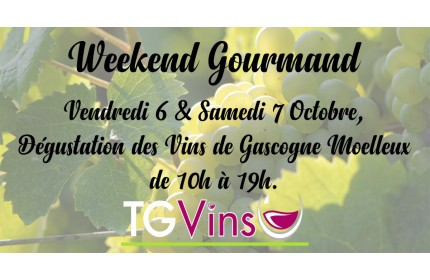 Weekend Gourmand Moelleux