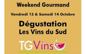 Weekend Gourmand Sud