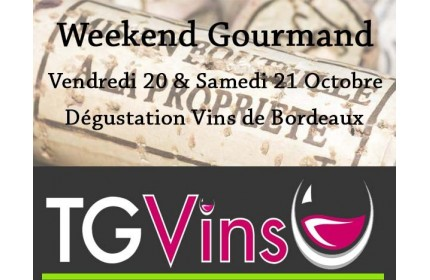 Weekend Gourmand Bordeaux