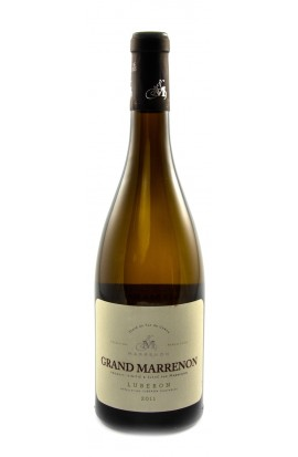 Luberon Grand Marrenon Blanc
