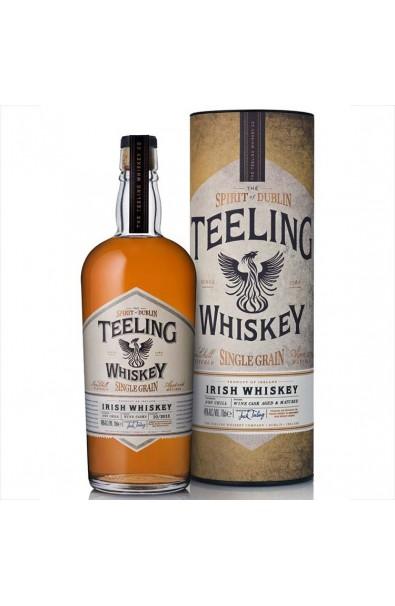 whisky Teeling Single grain 46°