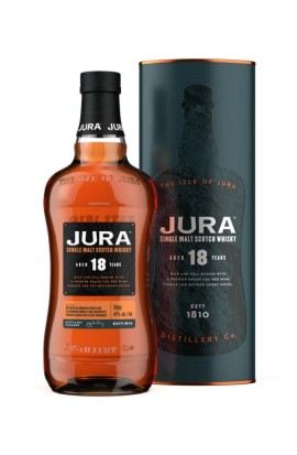 Whisky Single Malt JURA 18 ans 44°