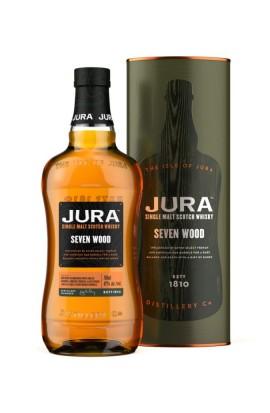 Whisky Single Malt JURA SEVEN WOOD 42°