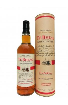 Whisky Blended Malt Té Bheag 43°