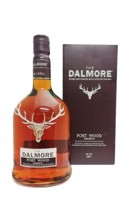Whisky Single Malt DALMORE Port Wood 46.5°