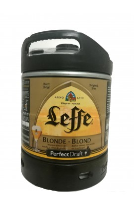 Fût Perfect Draft Leffe blonde 6L 6.6°