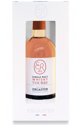 WHISKY SINGLE MALT TOURBE ERGASTER
