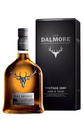 Whisky Single Malt DALMORE 2009 10 Ans 46°